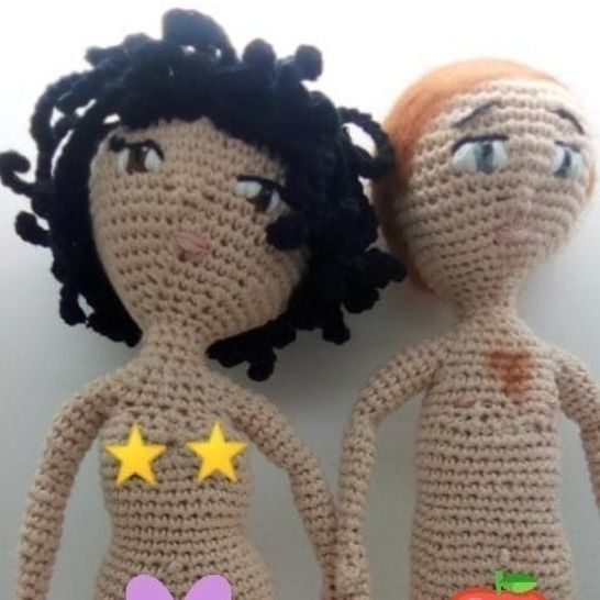 Personnages Realistes by Celenaa chez Makerist - Image 1