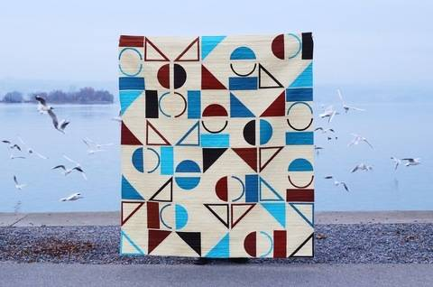 Lilli Modern Quilt Pattern at Makerist