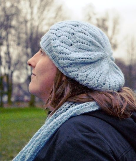IJskristal Slouchy Hat at Makerist - Image 1