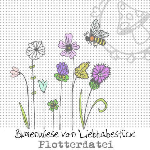 Liebhabestück Blumenwiese