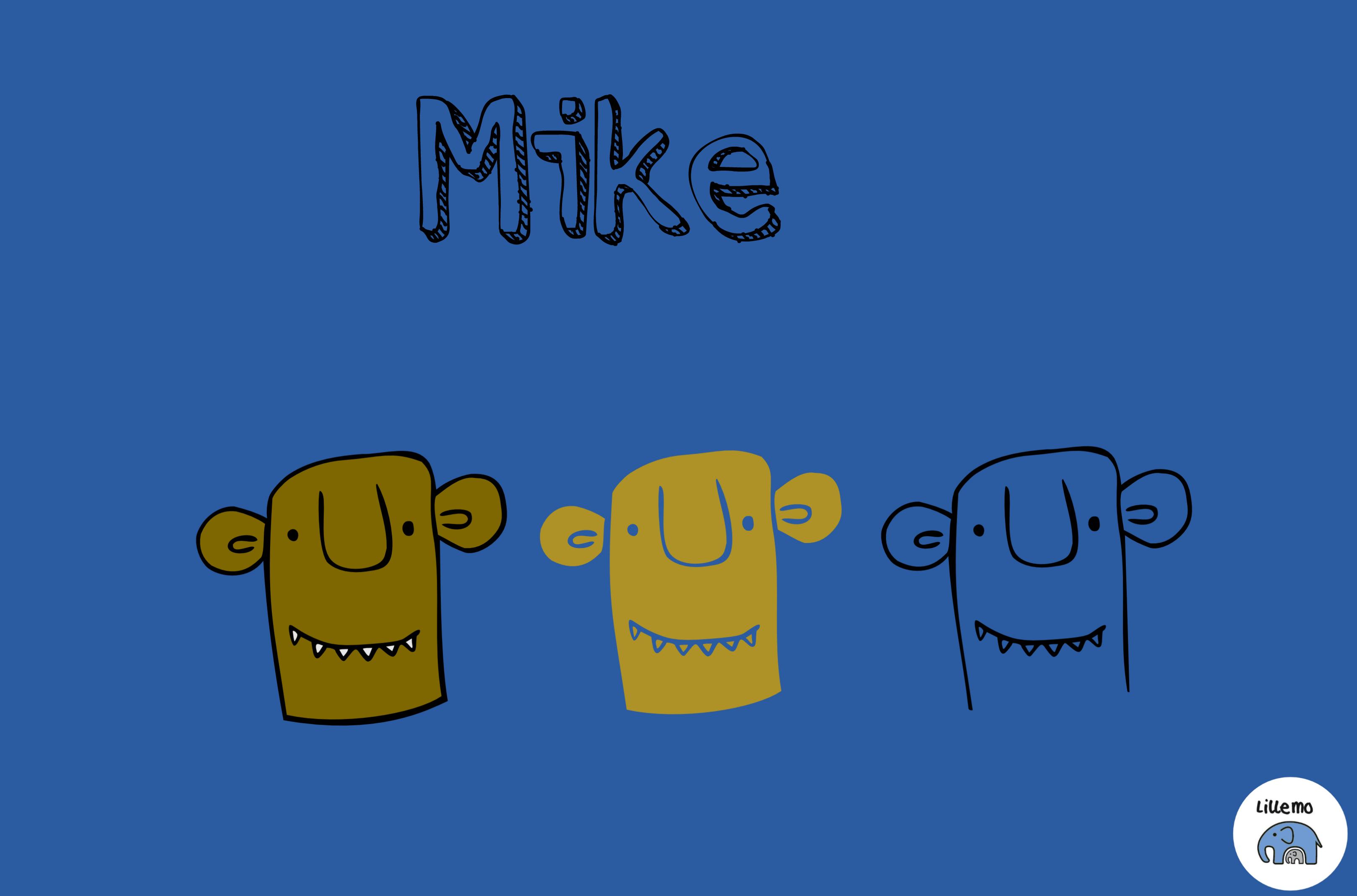 Plotterdatei Mike