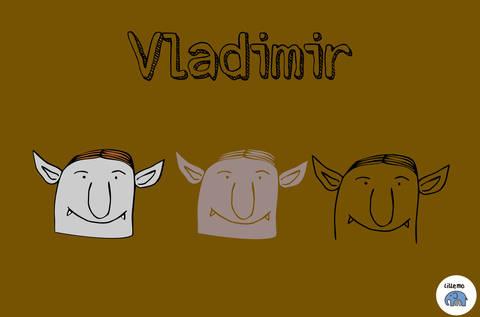 Plotterdatei Vladimir