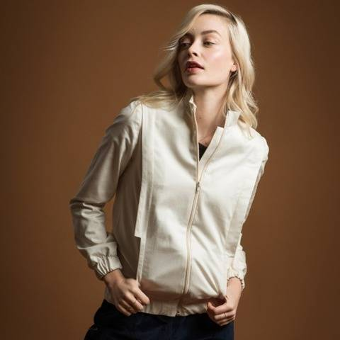 Cèdre Blouson - sewing pattern + detailed instructions at Makerist