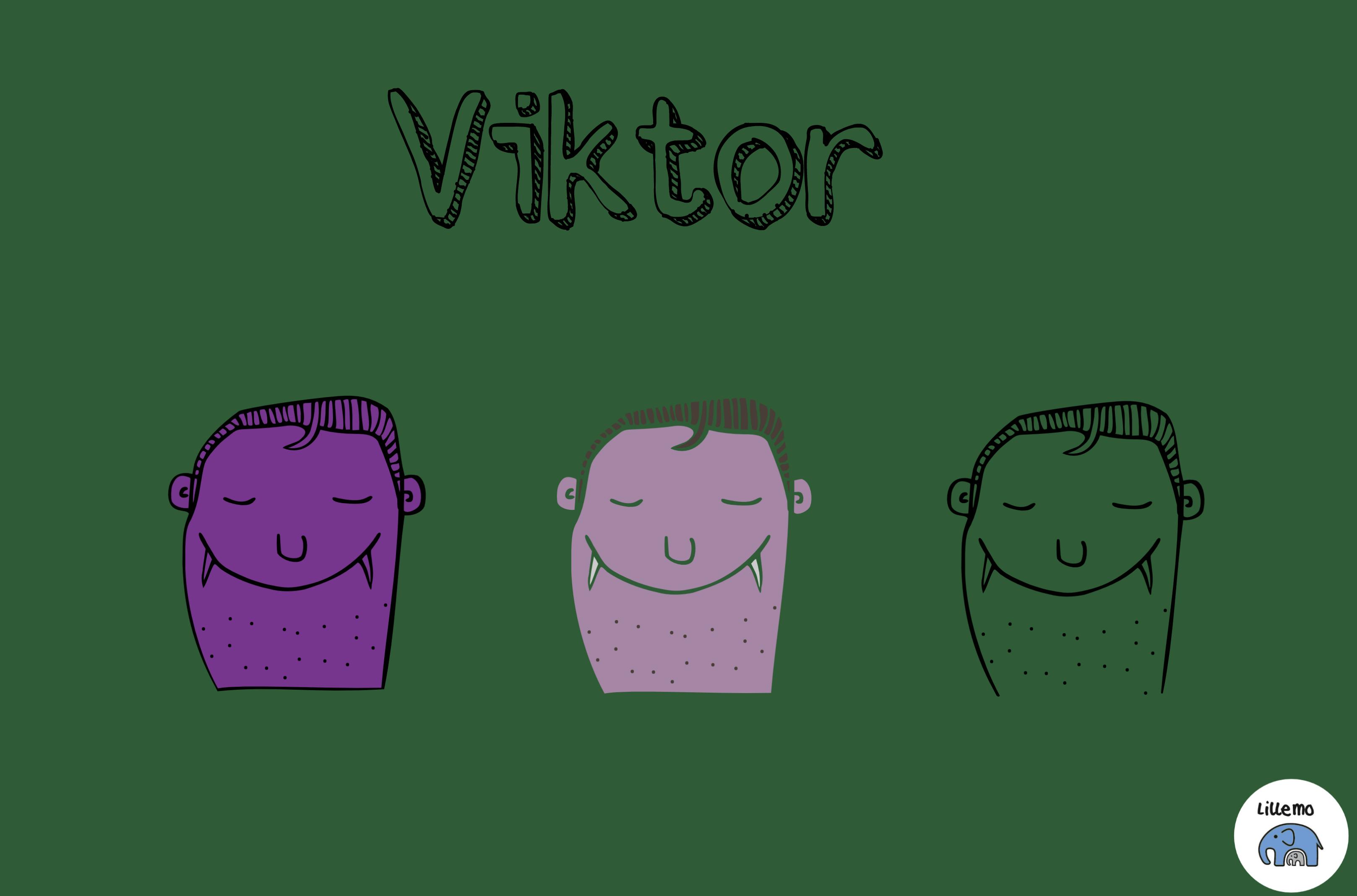 Plotterdatei Viktor