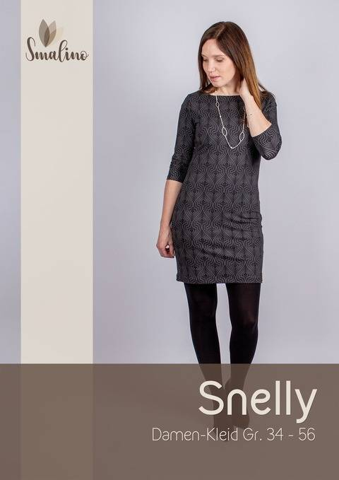 "eBook Damen-Kleid ""Snelly"" Gr. 32-54"