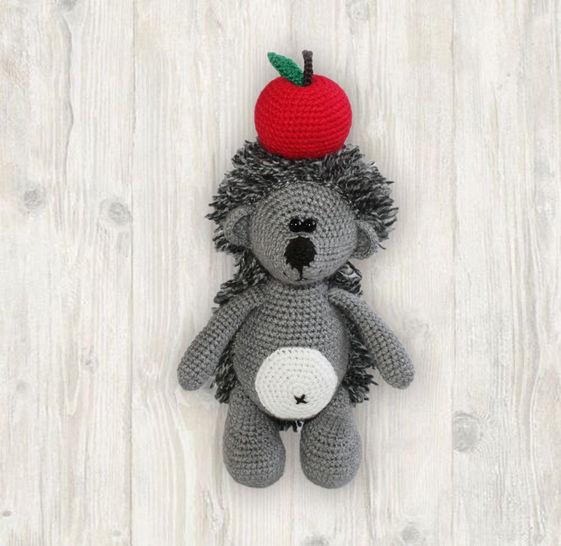Henry Hedgehog Crochet Pattern at Makerist - Image 1