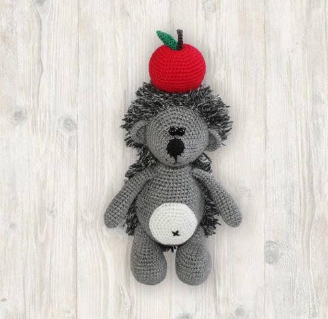 Henry Hedgehog Crochet Pattern