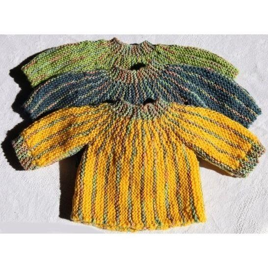 Brassière préma (36-38 SA) - Tuto tricot gratuit chez Makerist - Image 1