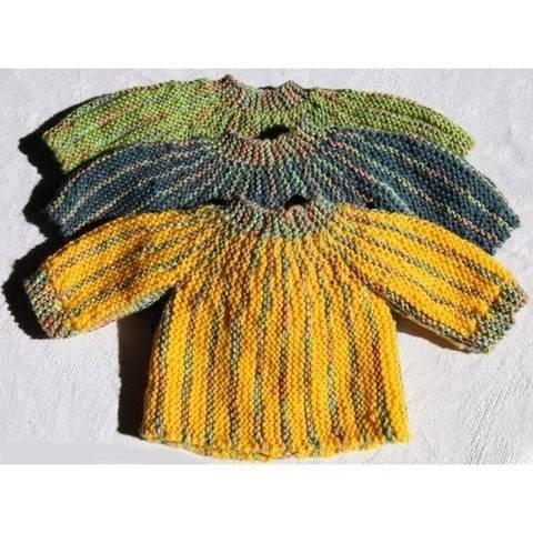 Brassière préma (36-38 SA) - Tuto tricot gratuit chez Makerist