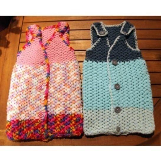Gigoteuse pour prématuré - Tuto crochet gratuit chez Makerist - Image 1