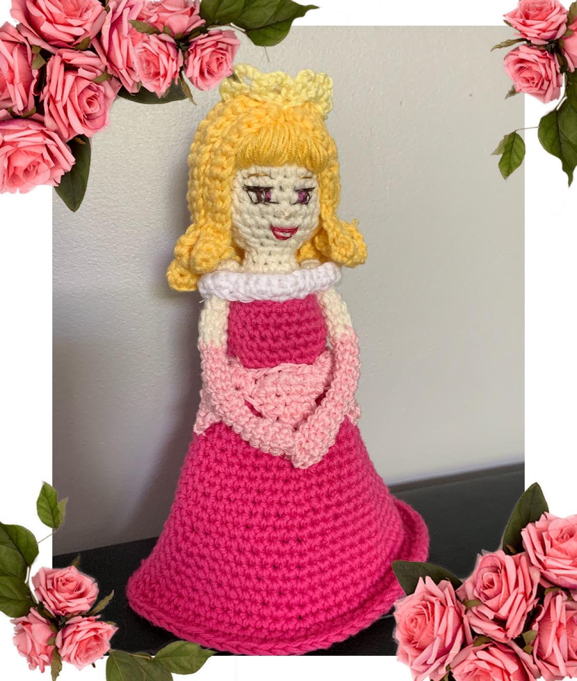 Tuto PDF Aurore crochet