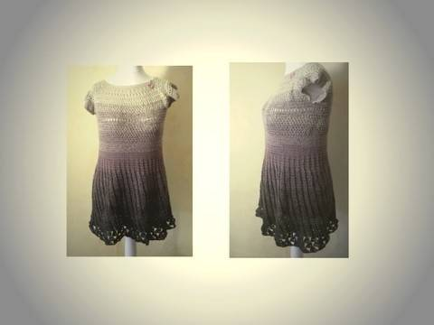 crochet dress Sagoromo bei Makerist