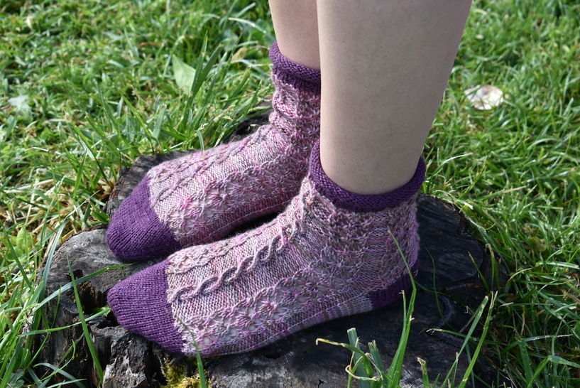 Aksana Socks at Makerist - Image 1