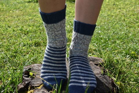 Youlia Socks at Makerist