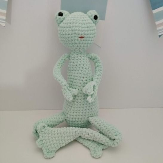 Amigurumi – Lilly the Frog - crochet – tutorial at Makerist - Image 1