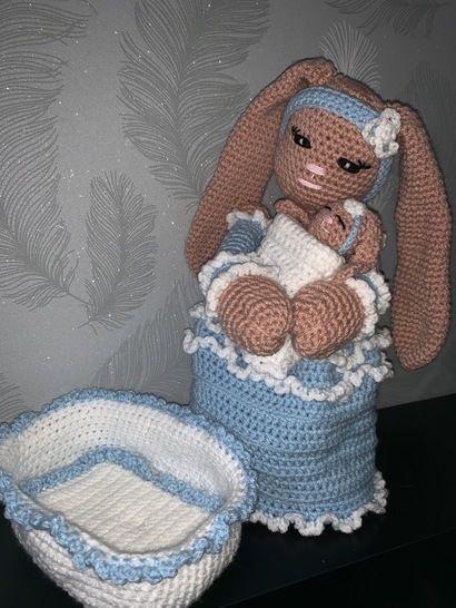 Tuto PDF maman lapin chez Makerist - Image 1
