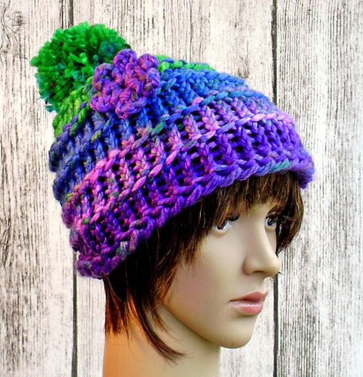 Festival Hat - Knit Pattern - Women's  at Makerist - Image 1