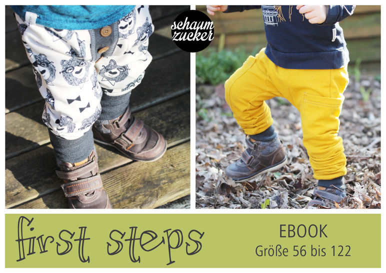 EBOOK - FIRST STEPS GR. 56 - 122 bei Makerist - Bild 1
