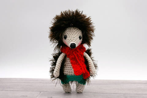 Amigurumi mini hérisson IGGY - tutoriel de crochet chez Makerist