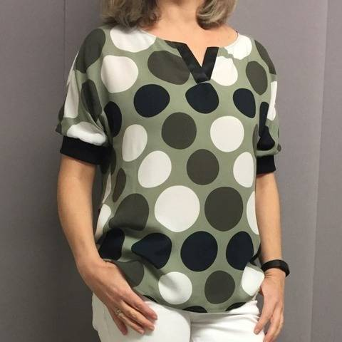 Shirtbluse Bente Gr. 36-46 bei Makerist