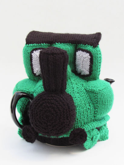 Heritage Steam Engine Tea Cosy at Makerist - Image 1