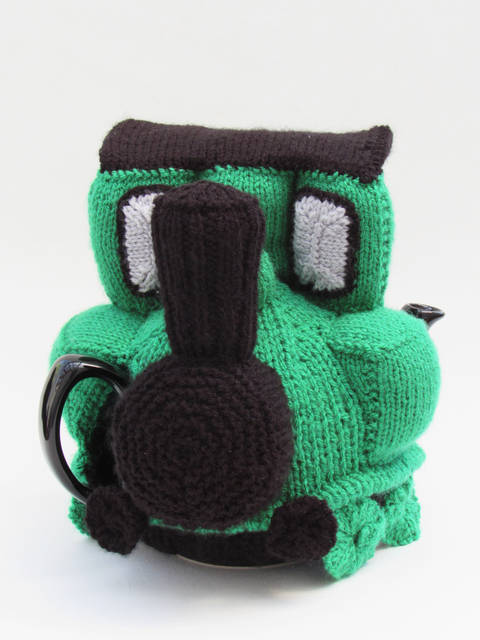 Heritage Steam Engine Tea Cosy at Makerist