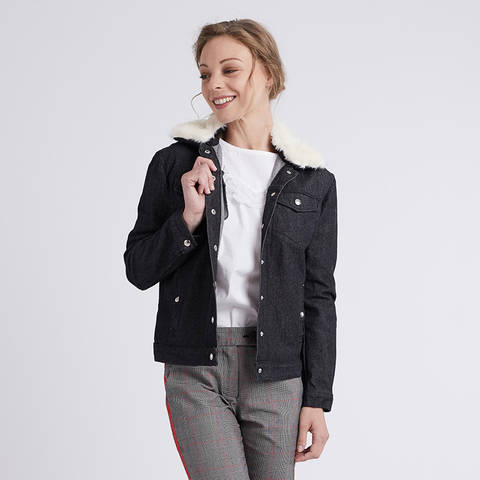 "Nicoletta - ""Pilot"" jacket - US/UK :  2/6 - 14/18 - advanced at Makerist"