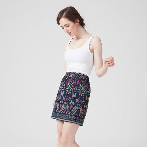 Sandra - Skirt - US/UK :  2/6 - 16/20 - Beginner at Makerist