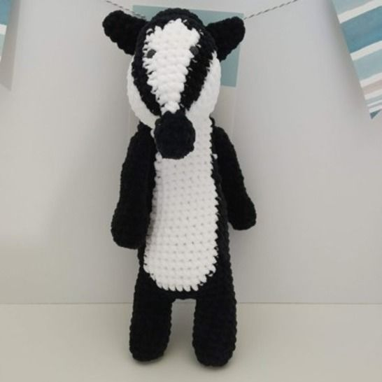 Panda Amigurumi - Free Crochet Pattern | Craft Passion | 546x546