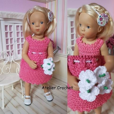 """""""Mothers's day"""" crochet pattern for Minouche at Makerist"""
