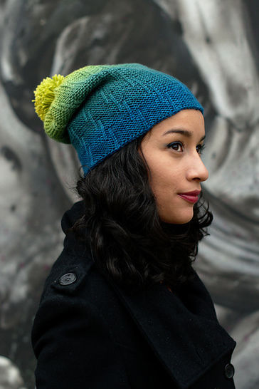 Incrementale hat - knitting pattern at Makerist - Image 1