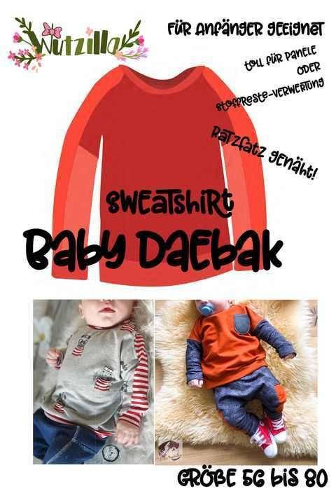 Baby Daebak easy Sweatshirt