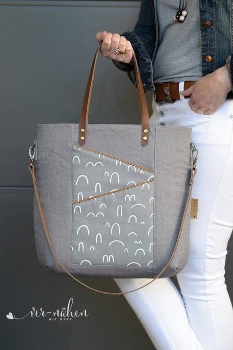 Tasche/Shopper Taniia Bag bei Makerist