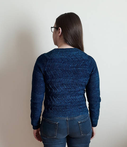 Iroise - cardigan chez Makerist