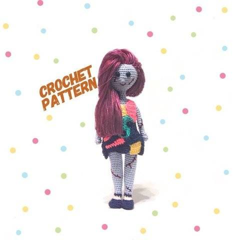 Sally Doll for Halloween