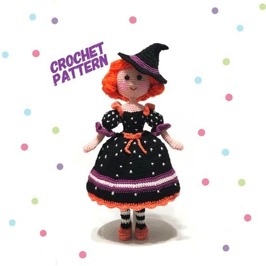 Sabrina The Witch Doll at Makerist - Image 1