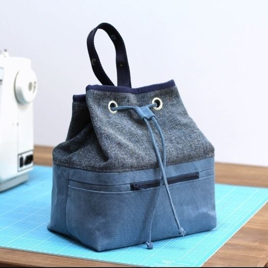 Marcia Bucket Bag Pattern at Makerist - Image 1