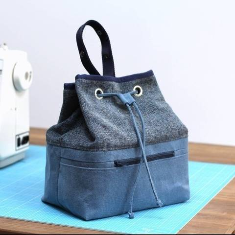 Marcia Bucket Bag Pattern