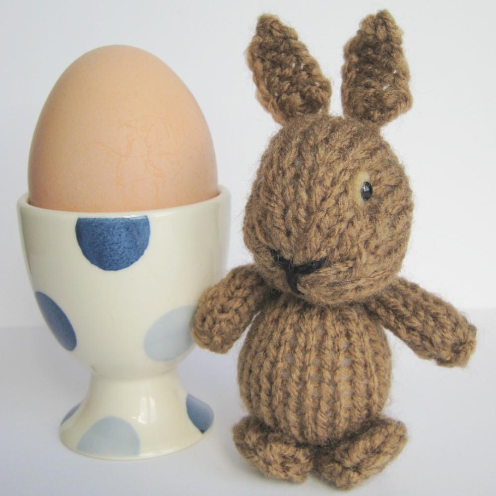 Egg Cup Bunny
