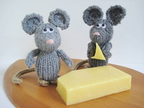 Dinky Mice at Makerist
