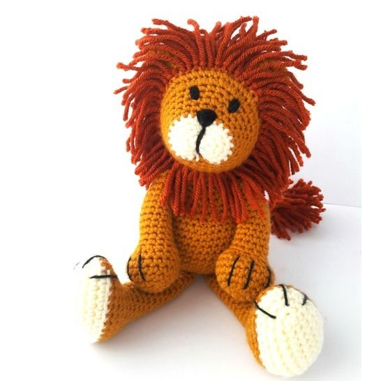 Lion Toy - Alfred the Lion at Makerist - Image 1