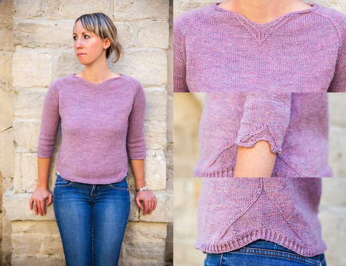 Pull Simplicity - explications tricot chez Makerist - Image 1