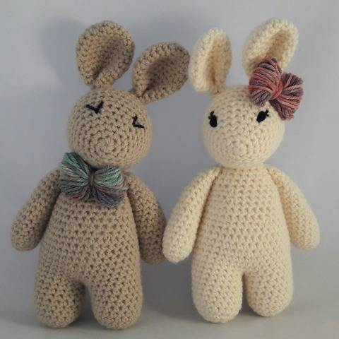 Bunny Pattern - Complete Beginner Pattern at Makerist
