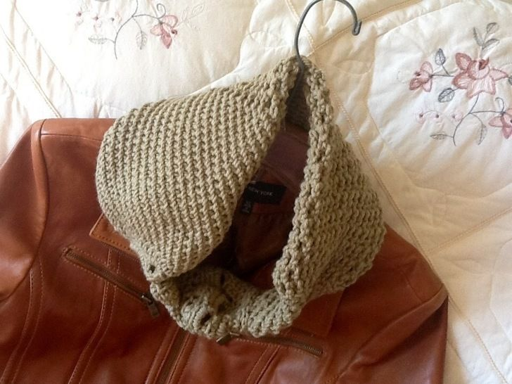 Crocheted Cowl at Makerist - Image 1