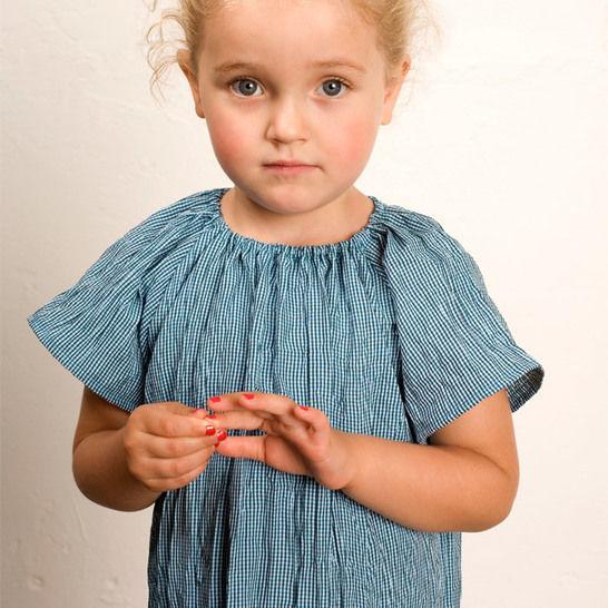 Schnittmuster und Nähanleitung Kleid Lisel bei Makerist - Bild 1