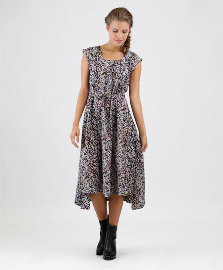 Schnittmuster und Nähanleitung Kleid Luna bei Makerist - Bild 1
