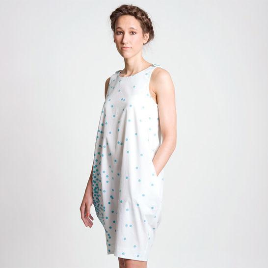 Schnittmuster und Nähanleitung Kleid Suse bei Makerist - Bild 1