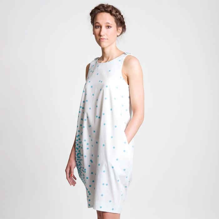 Schnittmuster und Nähanleitung Kleid Suse