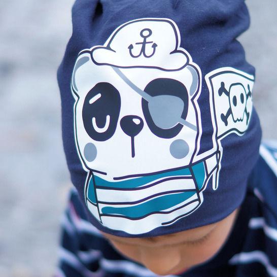 Ahoi Matrosen Panda PLOTTDATEI bei Makerist - Bild 1