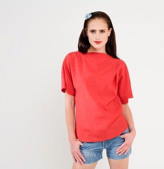 Schnittmuster und Nähanleitung Shirt Mira bei Makerist - Bild 1